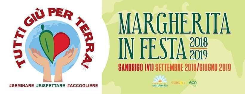 XXII edizione di Margherita in Festa - Il programma